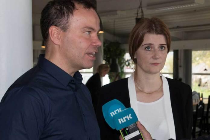 fylkesråd tomas nordvoll satssekretær grete ellingsen
