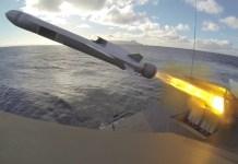 missil NSM sjøforsvaret forsvaret andøya