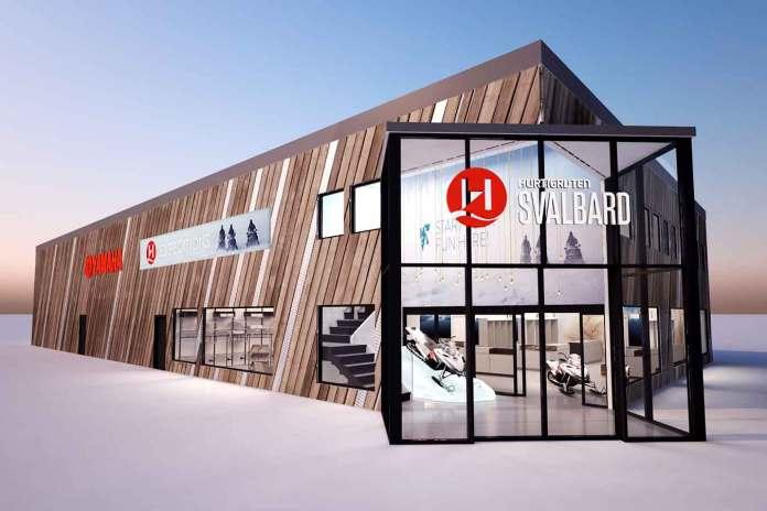 Hurtigruten Svalbard