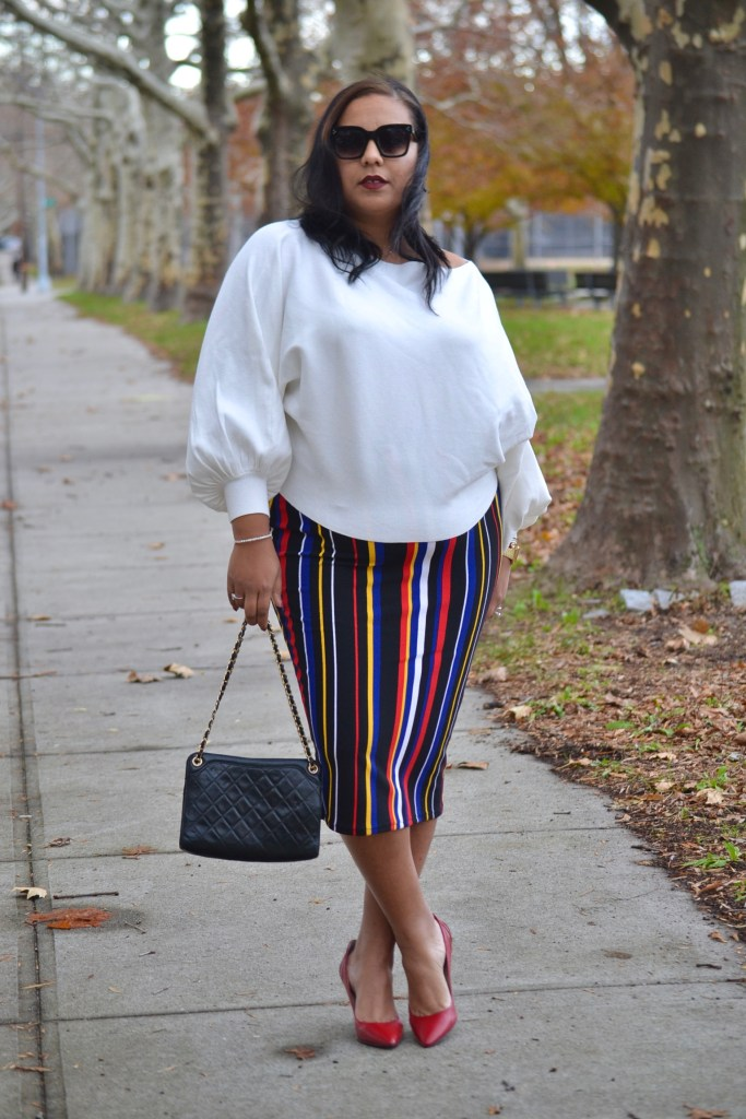 Plus Outfit for Fall