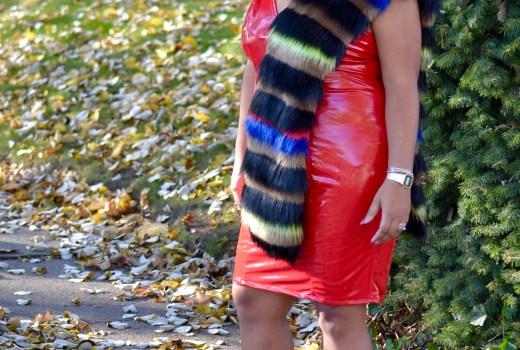 Fashion nova Christmas dress