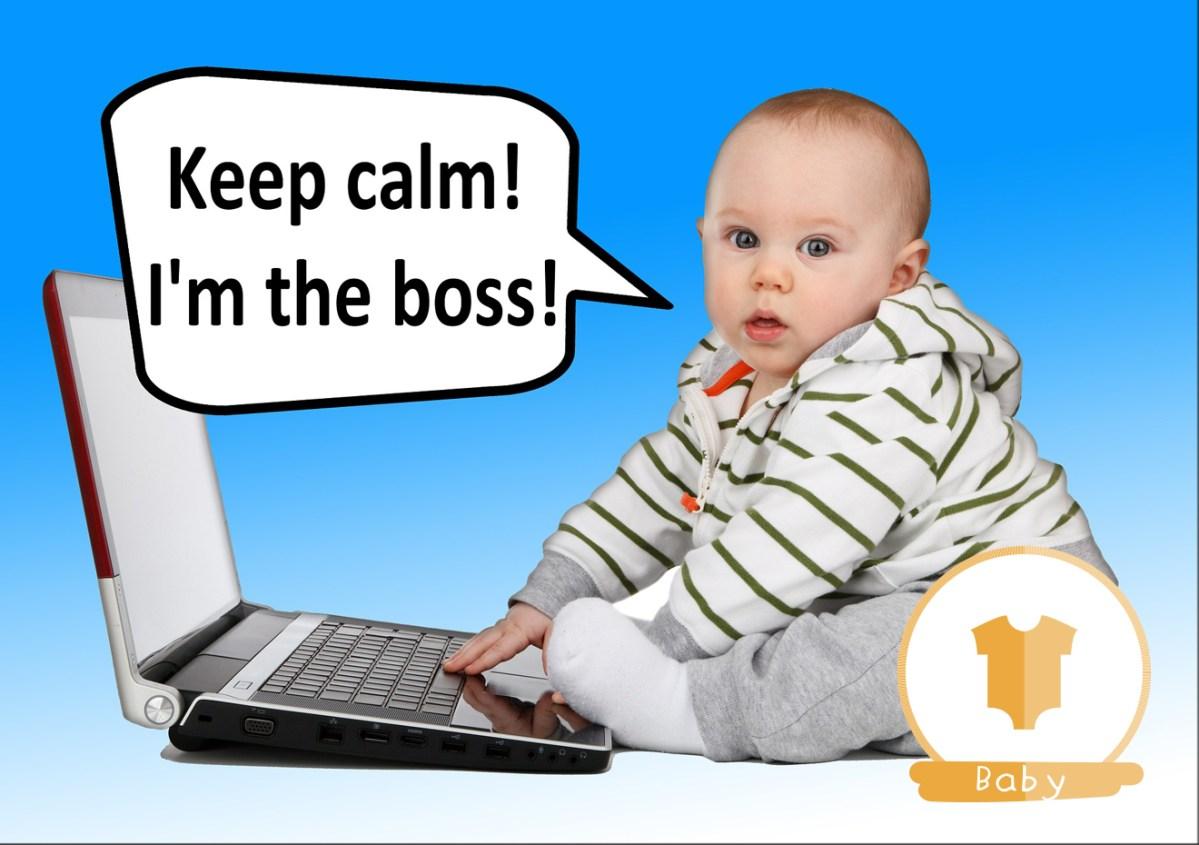 boss baby baas