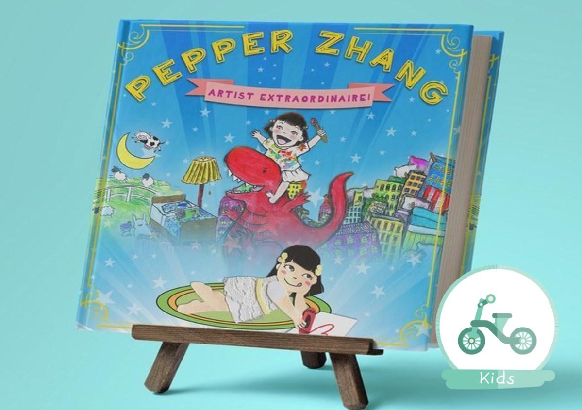 pepper zhang chinees kind boek