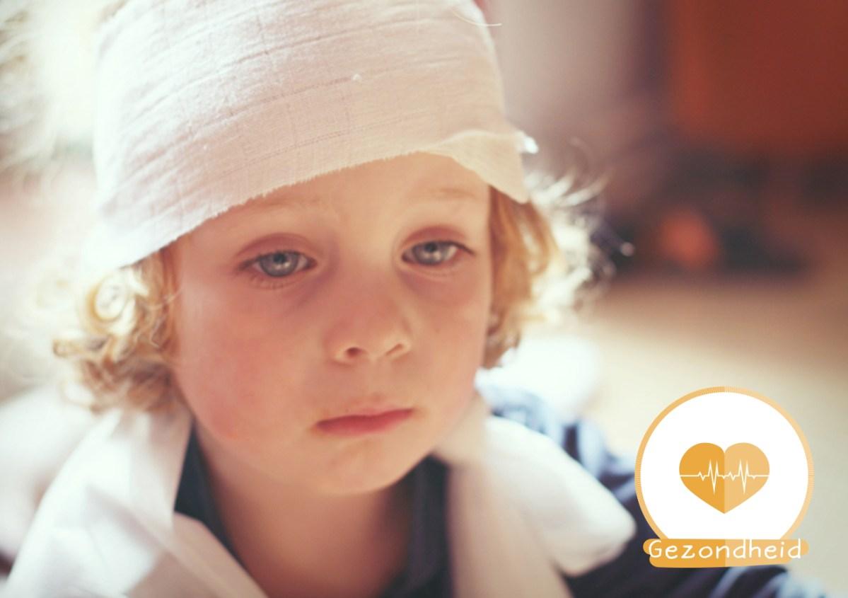 kind ziek syndroom ziekte moeders
