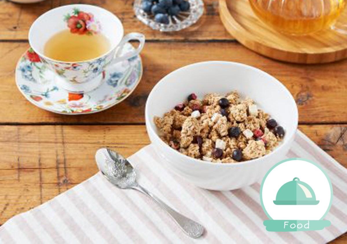 ontbijt melk opvolgmelk eten