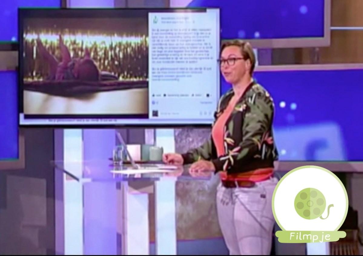 RTV Noord collega journalist zwanger grapje