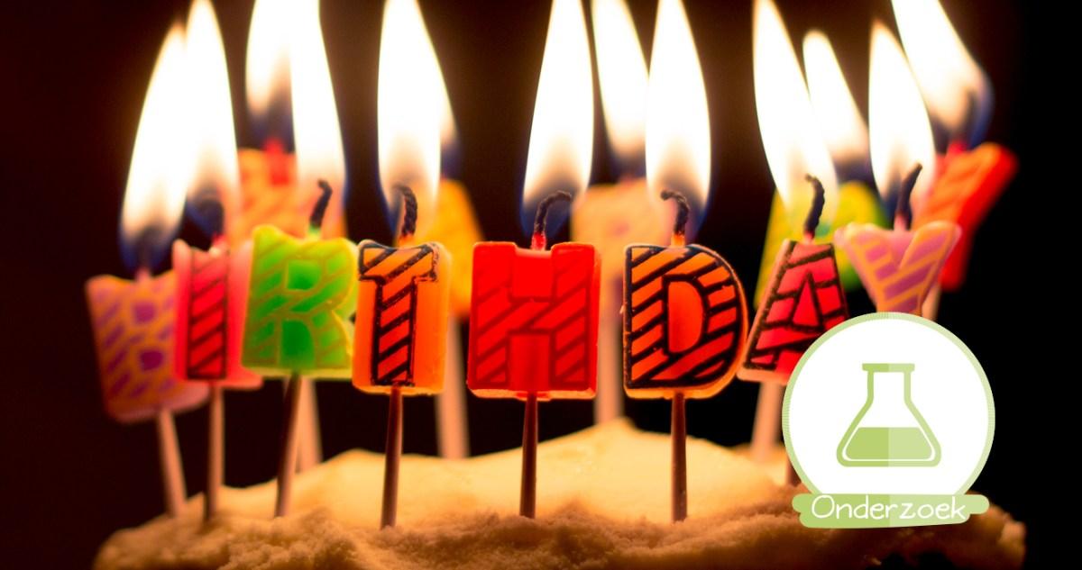 taart verjaardagstaart kaarsjes uitblazen