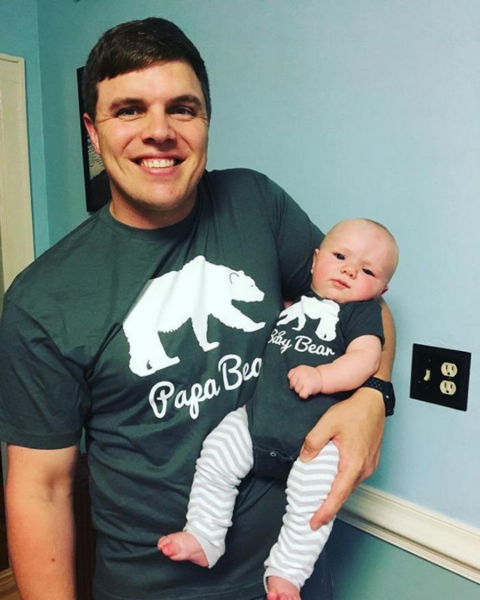 papa beer baby