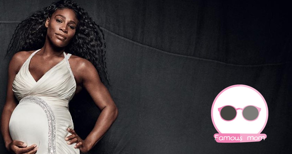 Serena Williams tennisster Alexis