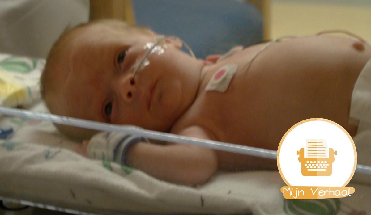 bevallingsverhaal geboorte bevalling vroeggeboorte