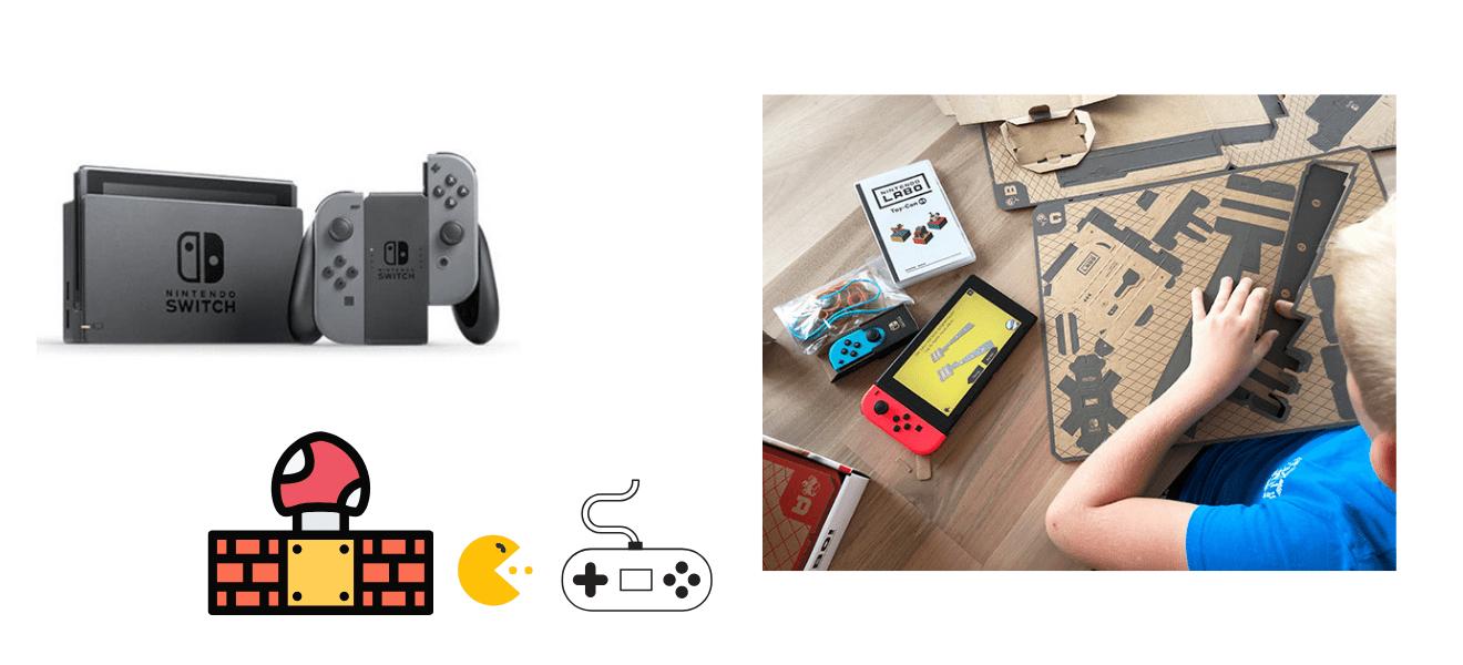 Nintendo Switch en Nintendo Labo