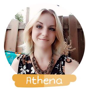Blogger Athena Hordijk