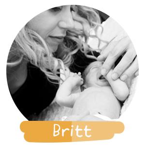 Blogger Britt