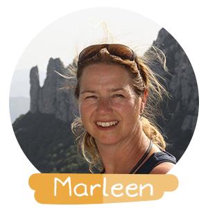 Blogger Marleen Bakker