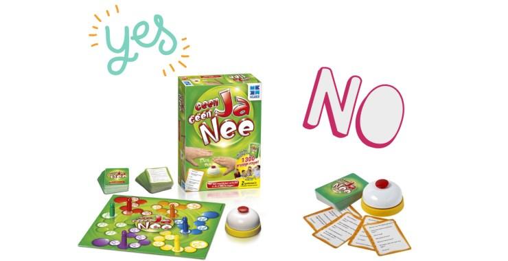 Geen Ja Geen Nee bordspel review