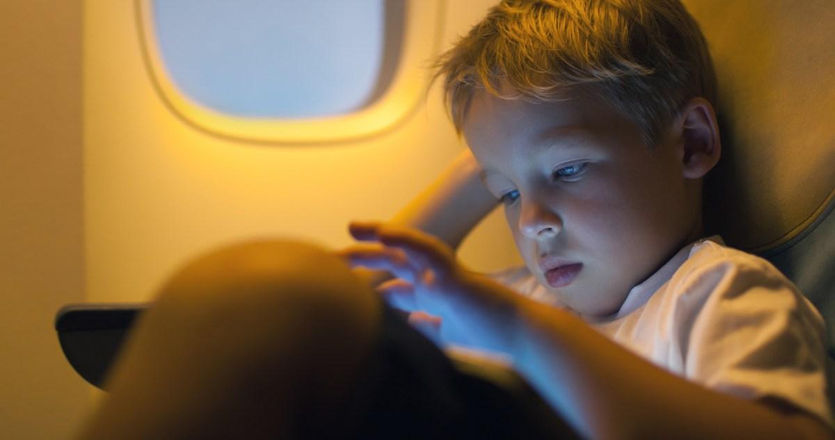 iPad gebruik schadelijk voor kinderen