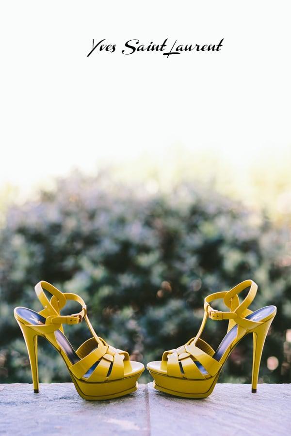 παπουτσια-γαμου-κιτρινα