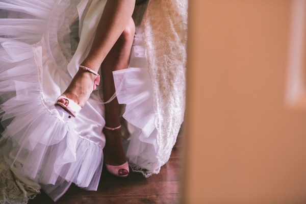 παπουτσια-νυφικα-ροζ