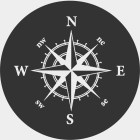 Compass-disc