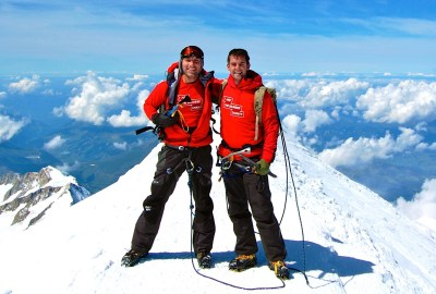 Post Header Mont Blanc Summit © LoveAdventure