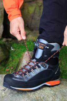 Scarpa Mantas On Test