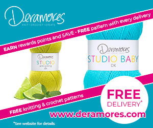 Deramores Yarn for Crochet