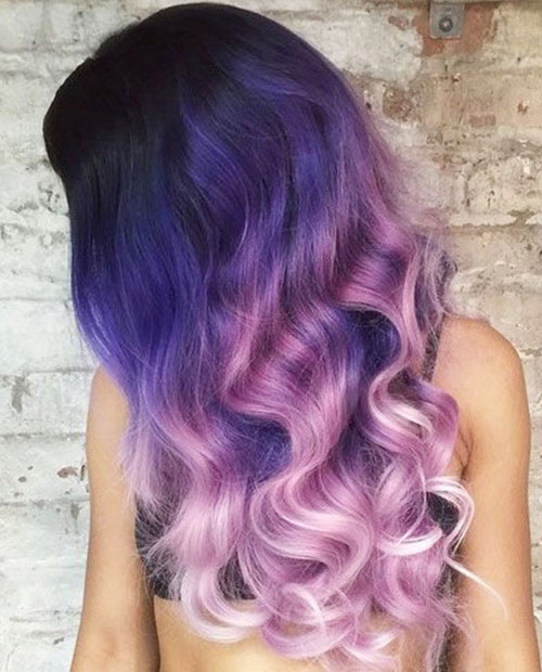 Best Ombre Hair 41 Vibrant Ombre Hair Color Ideas Love