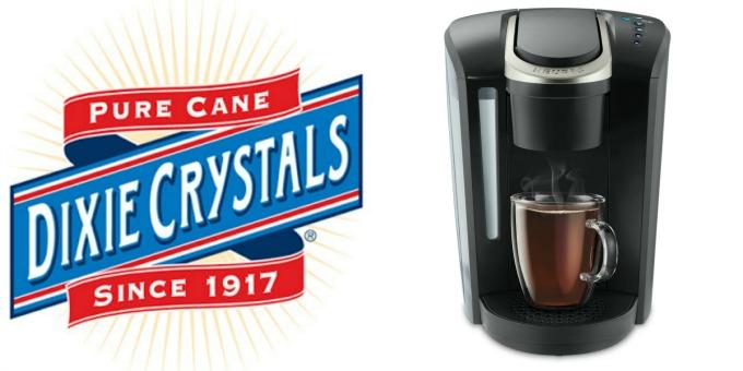 Dixie Crystals is giving away a Keurig for BrunchWeek 2019