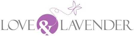 Love and Lavender Logo