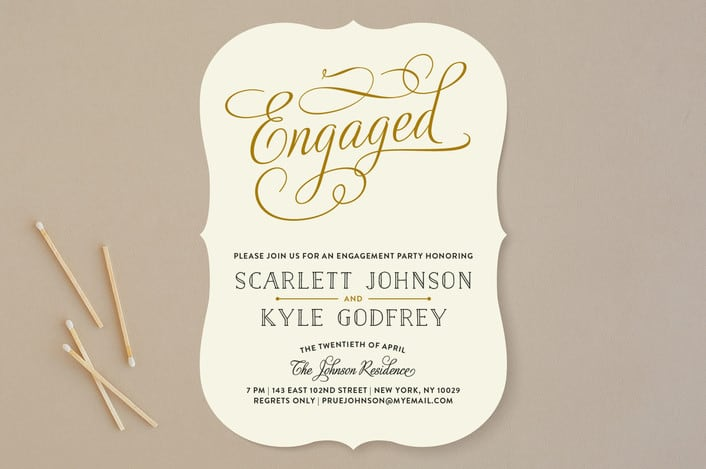 Photo 1 Of 5 Groom Are Hosting Wedding Invitation Easy Wording Bride Attractive For