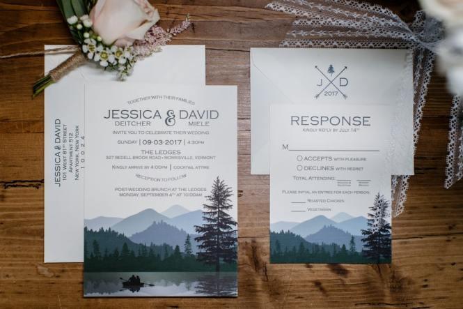 Estate Wedding In Vermont