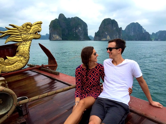 ha long bay vietnam boat trip love and noodles
