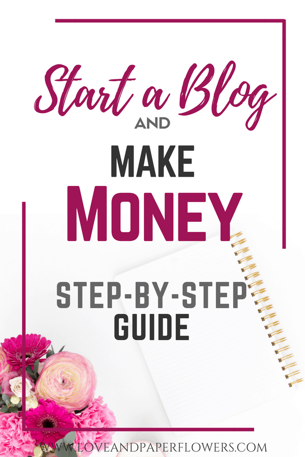 "If you are looking to start a blog but don't know here to start, this ""How to Start a blog step by step guide will ensure you save time and money. #startablog #howtostartablog #bluehosttutorial"