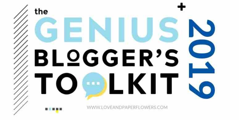 The Genius Blogger's Toolkit 2019, TGBTK2019, Ultimate Bundles