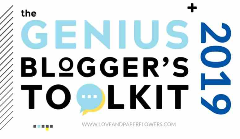What is the Genius Blogger's Toolkit 2019? Is it worth buying? (You'll Be Surprised!)