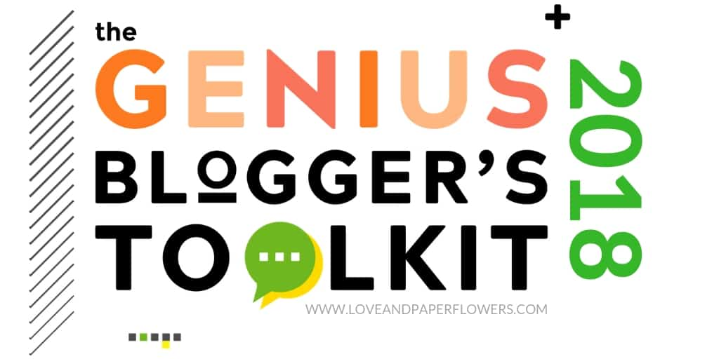 What is the Genius Blogger's Toolkit 2018 and is it worth buying? (You'll Be Surprised!)