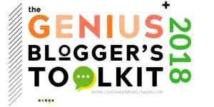 What is the Genius Blogger's Toolkit and is it worth buying? Find out all you need to know here plus freebies, bonuses, and a special gift. #ultimatebundles #freeebook #bloggingforbeginners #GBTK #GBTK2018 #bloggingresources #startablog #bloggers #howtoblog