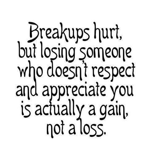 Breakups Hurt But Losing Someone