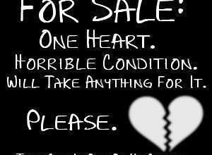 For sale Some Heart