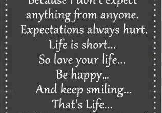 I Always Feel Happy You Know Why