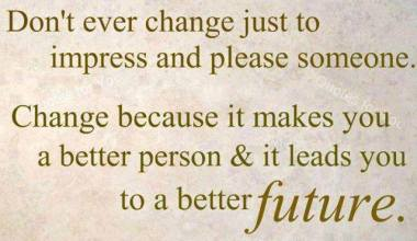 It Leads You TO Be A Better Future