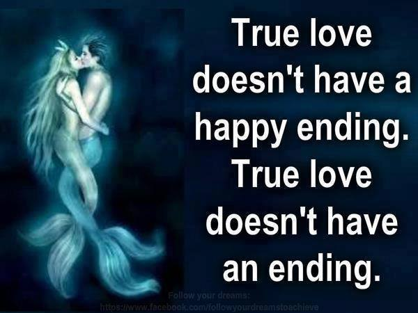 True Love Doesn't Have Ending