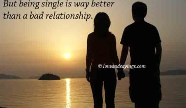 A Good Relationship Is Better Than