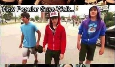 How Different People Walk