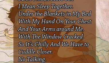 Your Arms Around Me