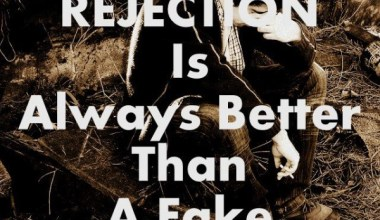 A Clear Rejection Is