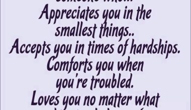 Nothing Is Nicer Than............