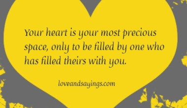 Your Heart Most