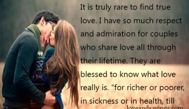 Blessed To Know What Love Really Is