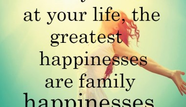 Family Happinesses